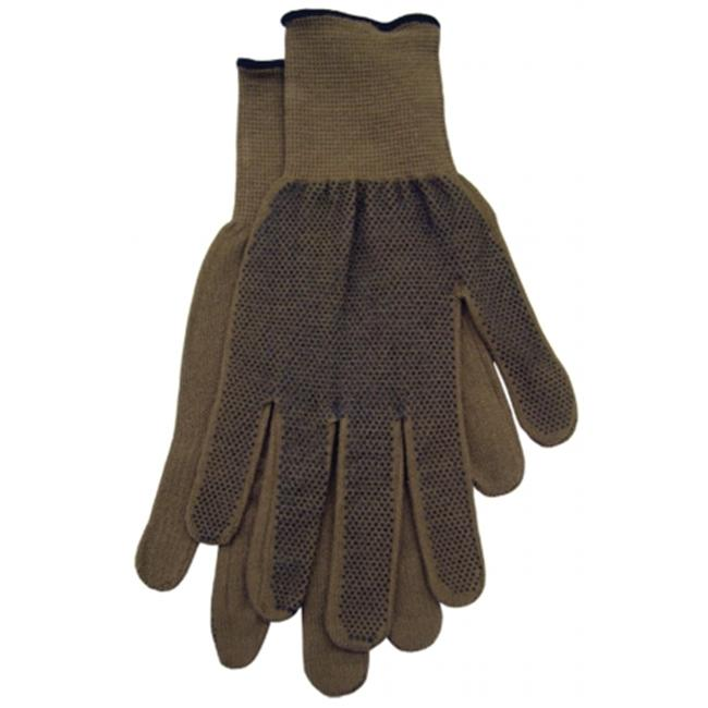 Magid Glove Extra-Large Mens Dotted Bamboo Knit Gloves  G117TXL - Pack of 12
