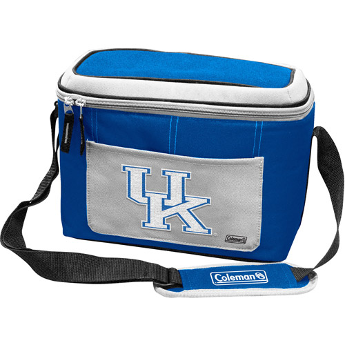 """Coleman 11"""" x 7"""" x 9"""" 12-Can Cooler, Kentucky Wildcats"""