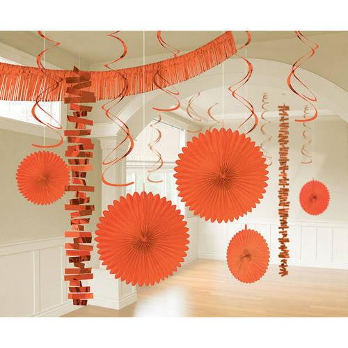Hanging Decorating Kit 17 Pcs