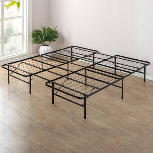 Spa Sensations By Zinus Platform Bed Frame Multiple Sizes Walmart Com