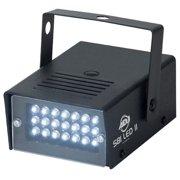 ADJ S81533 S81 LED II DJ Party Stage Lighting Variable Speed Mini Strobe Light