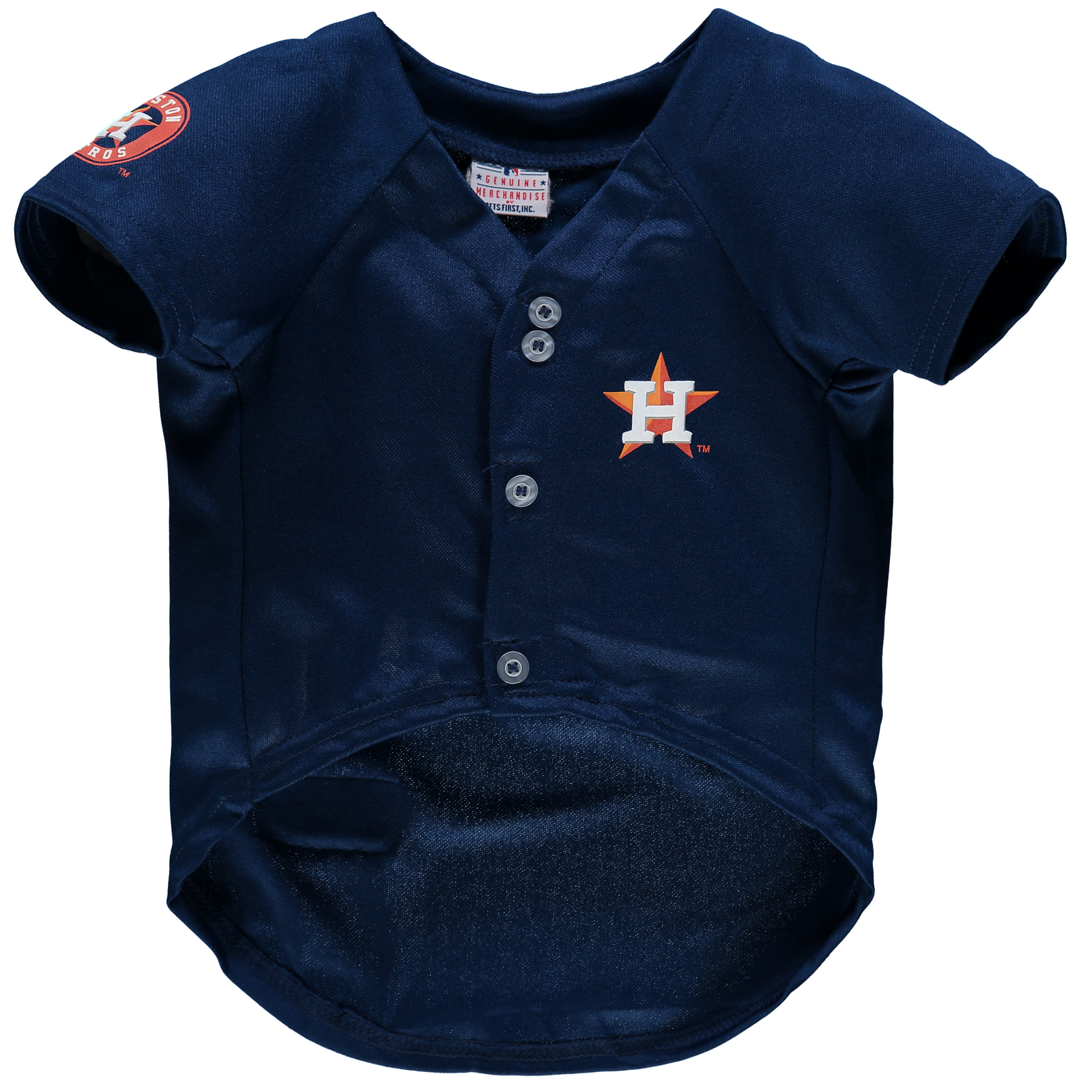 Houston Astros MLB Dog Jersey