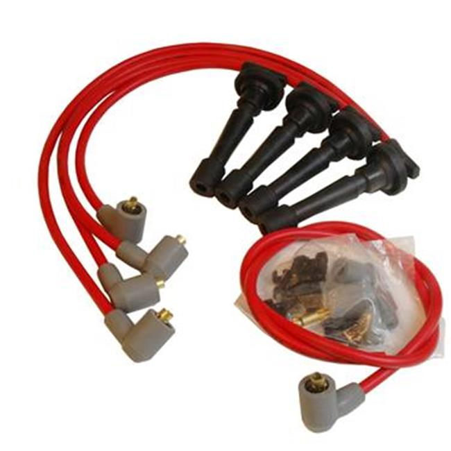 MSD CO. 32329 Spark Plug Wire Set, Red