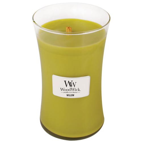 WoodWick Candle Willow Large