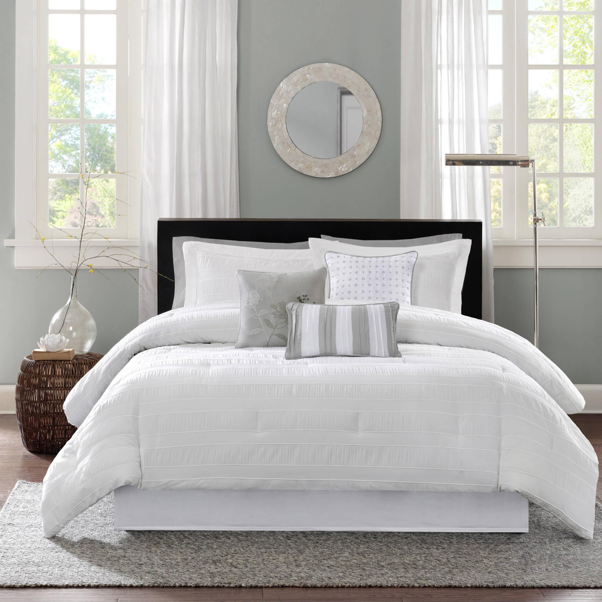 White king bed set - White King Bed Set