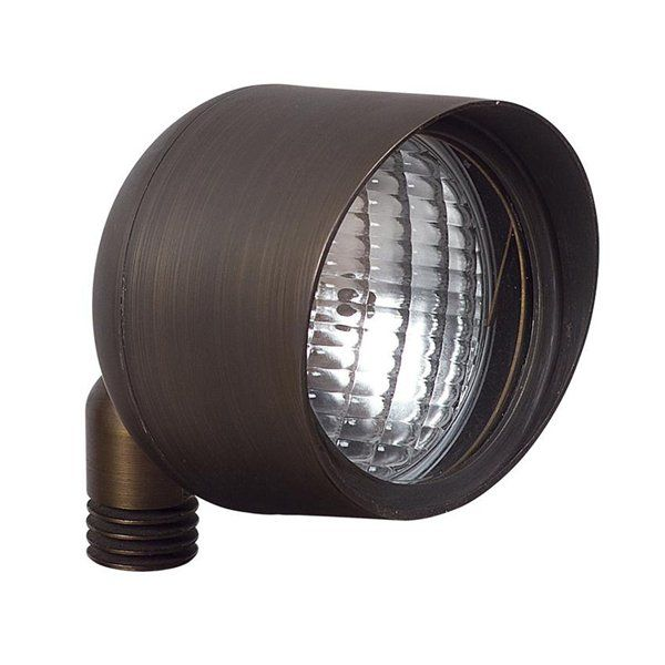 Lightcraft Outdoor FL-917A-LED-PAR36-5-3K-BZ 12V LED Aluminum Spot Light