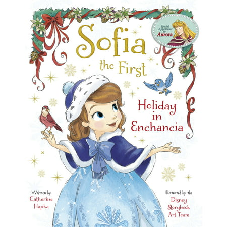 Sofia The First Shoes (Sofia the First Holiday in)