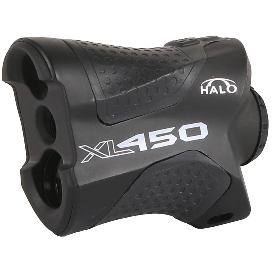 Halo Sports & Outdoors Laser Hunting Rangefinder, XL450