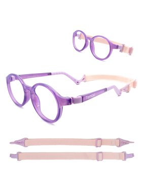Tempo Ultra: 300118 Unbreakable Kids Glasses with Headstrap Age 5-9Yr | Ultra-Violate