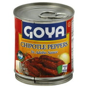 (6 Pack) Goya Chipolte Peppers In Adobo Sauce, 7.0 Oz