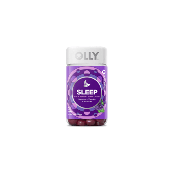 Olly Sleep Vitamin Gummies With 3mg Melatonin 70 Ct Walmart Com