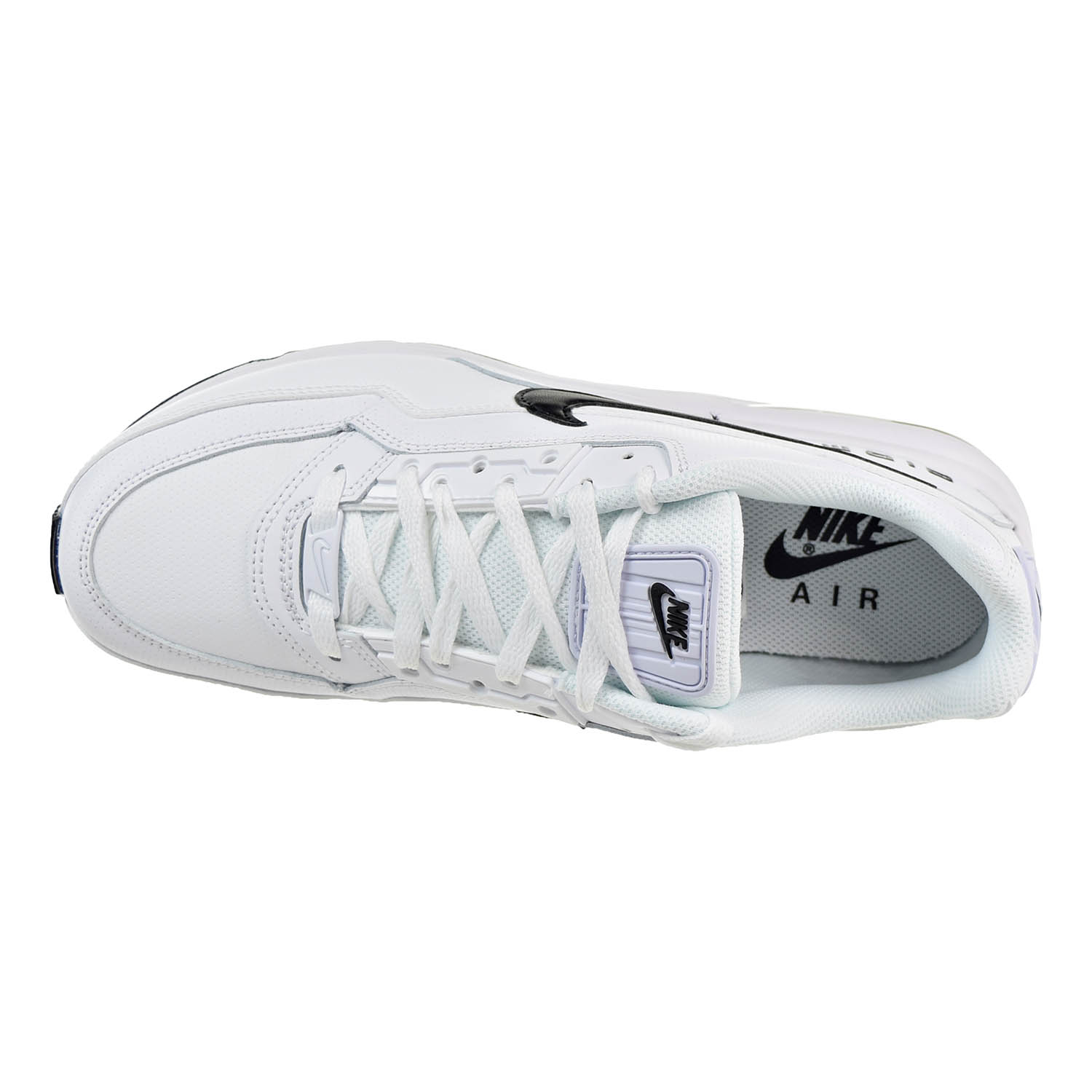 8ee6b1e664d3ad Nike - Nike Air Max LTD 3 Men s Shoe White Black 687977-107 - Walmart.com