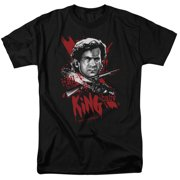 Mgm Army Of Darkness Hail To The King Mens Short Sleeve Shirt