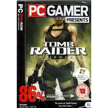 Tomb Raider: Underworld (PC Game) Explore everything. Stop at nothing](Tomb Raider Outfits)
