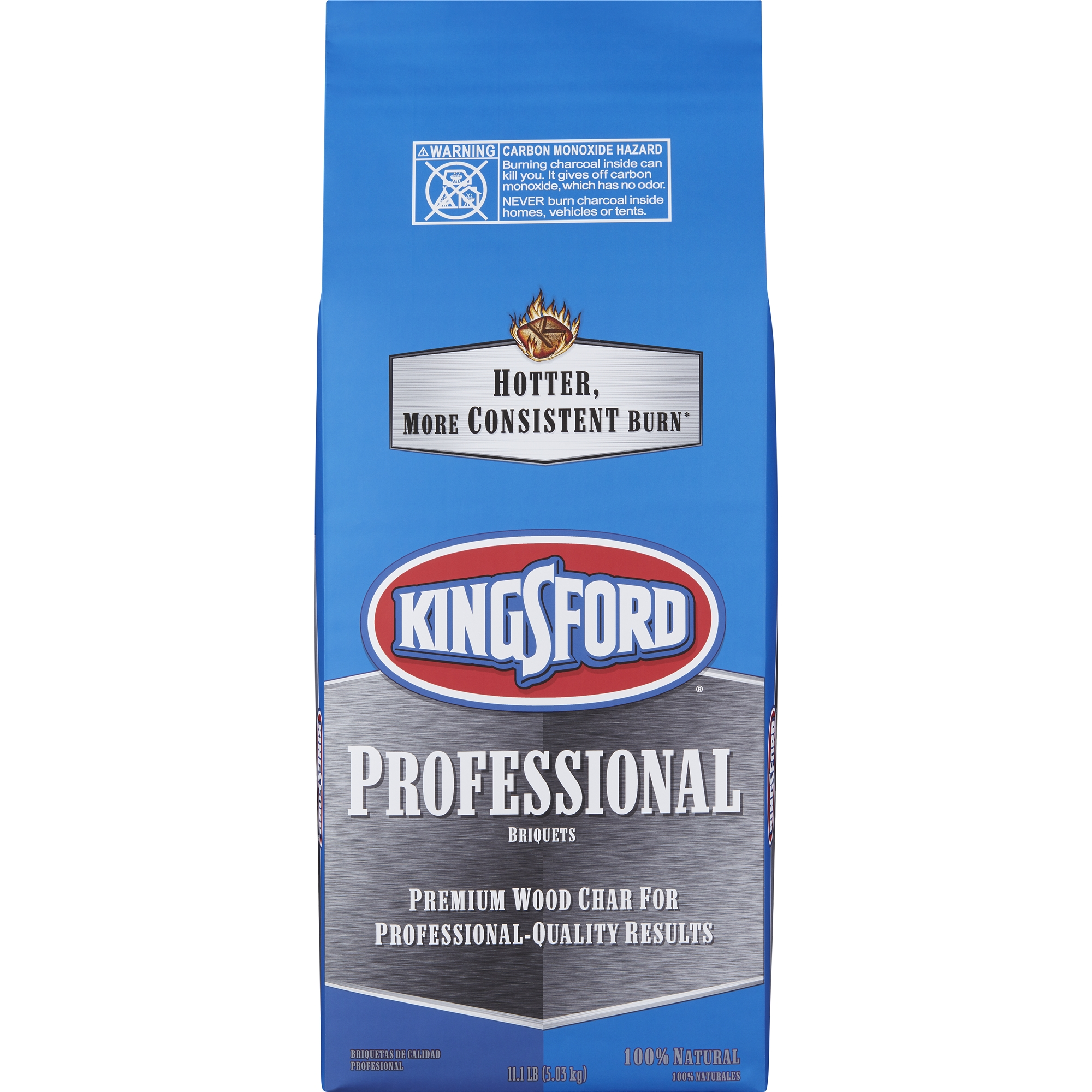 Kingsford Charcoal Professional Briquettes, 11.1 Pounds