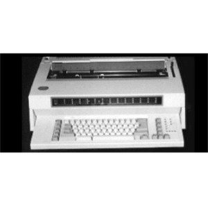 Ibm Lexmark Wheelwriter 15 Typewriter Full Year Warranty