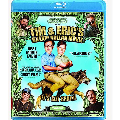 Tim & Eric's Billion Dollar Movie (Blu-ray) (Widescreen)
