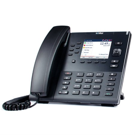 Mitel 6867 Mid range Color Display Dual-Port GigE SIP