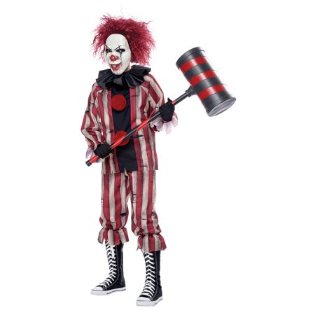 Scary Halloween Limericks (Child Nightmare Clown Scary Halloween)