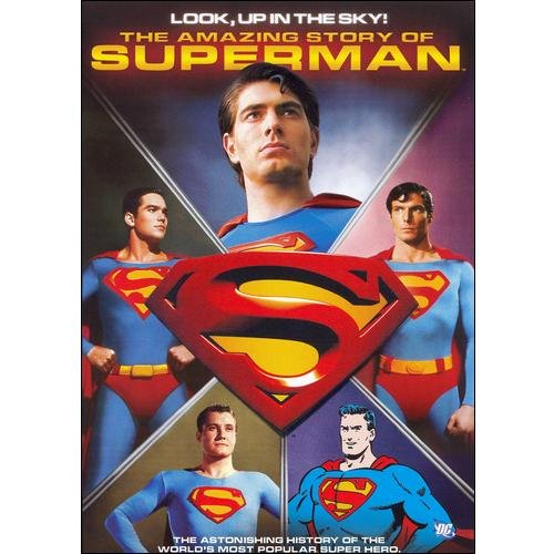 Look, Up In The Sky!: The Amazing Story Of Superman (Widescreen)