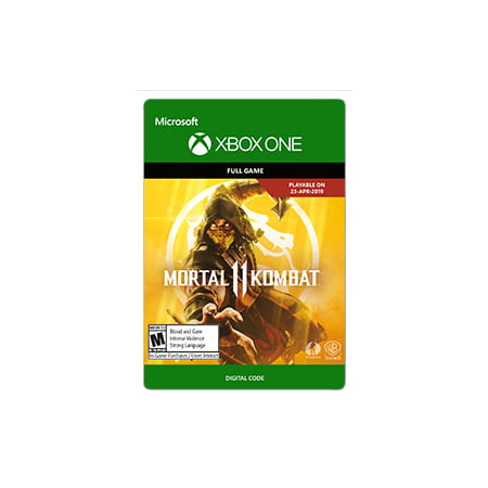 MORTAL KOMBAT 11, WB Games, Xbox, [Digital Download] - Baraka Mortal Kombat