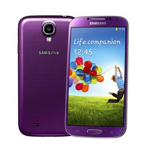 Samsung Galaxy S4  i9500 Purple Unlocked GSM Mobile Phone