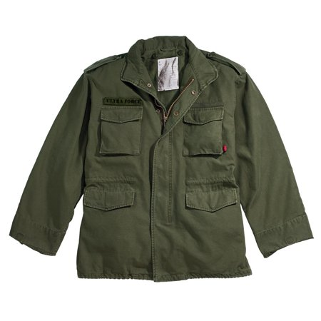 Vintage M-65 Field Jacket - Olive Drab -3XL