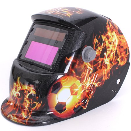 NEW Pro Auto Darkening Welding Helmet Arc Tig Mig Grinding Welders Mask Solar Adjustable Head