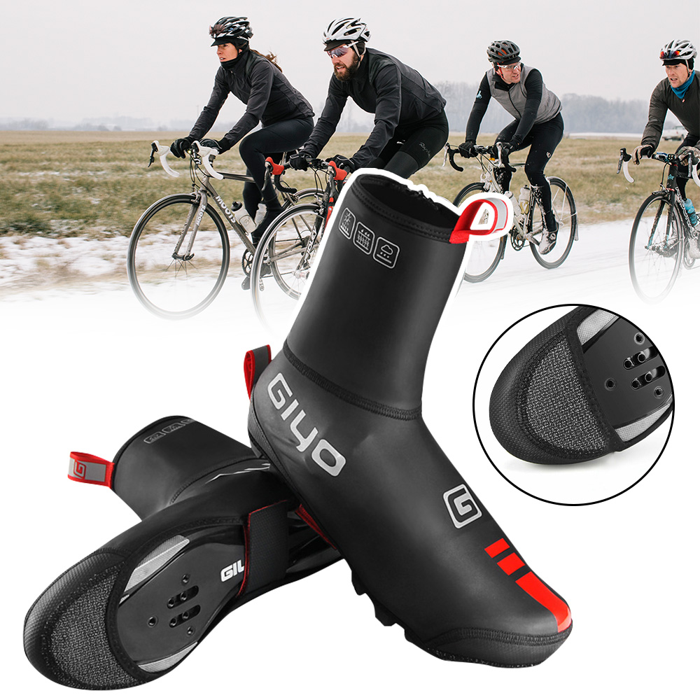 Details about  /Slip-proof Shoes Cover S~2XL Wear-resistant Black Cycling Outdoor Portable