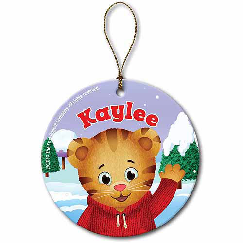 Personalized Daniel Tiger's Neighborhood Hello Daniel Christmas ...