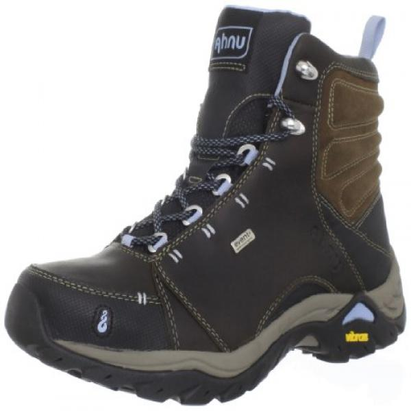 Ahnu Women's Montara Boot Hiking Boot,Smokey Brown,8 M US by Ahnu