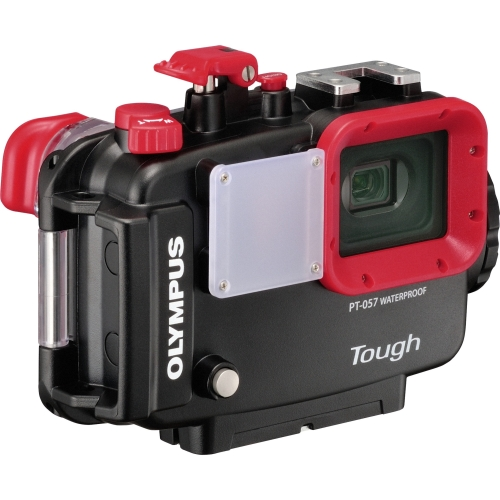 Olympus PT-057 Underwater Housing for the Tough TG-850 an...
