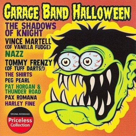Garage Band Halloween](The Garage Halloween Tickets)