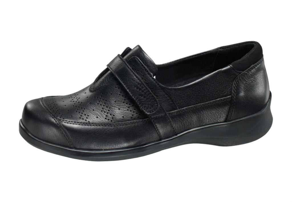 Apex Regina by Aetrex Black Women's by