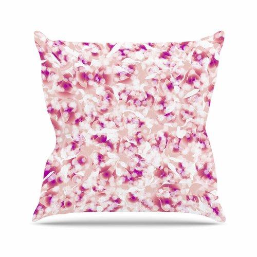 East Urban Home Rosebreath Angelo Cerantola Throw Pillow