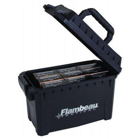 Ammo 308 Winchester (Flambeau 6415SB Compact Ammo Can 9.75