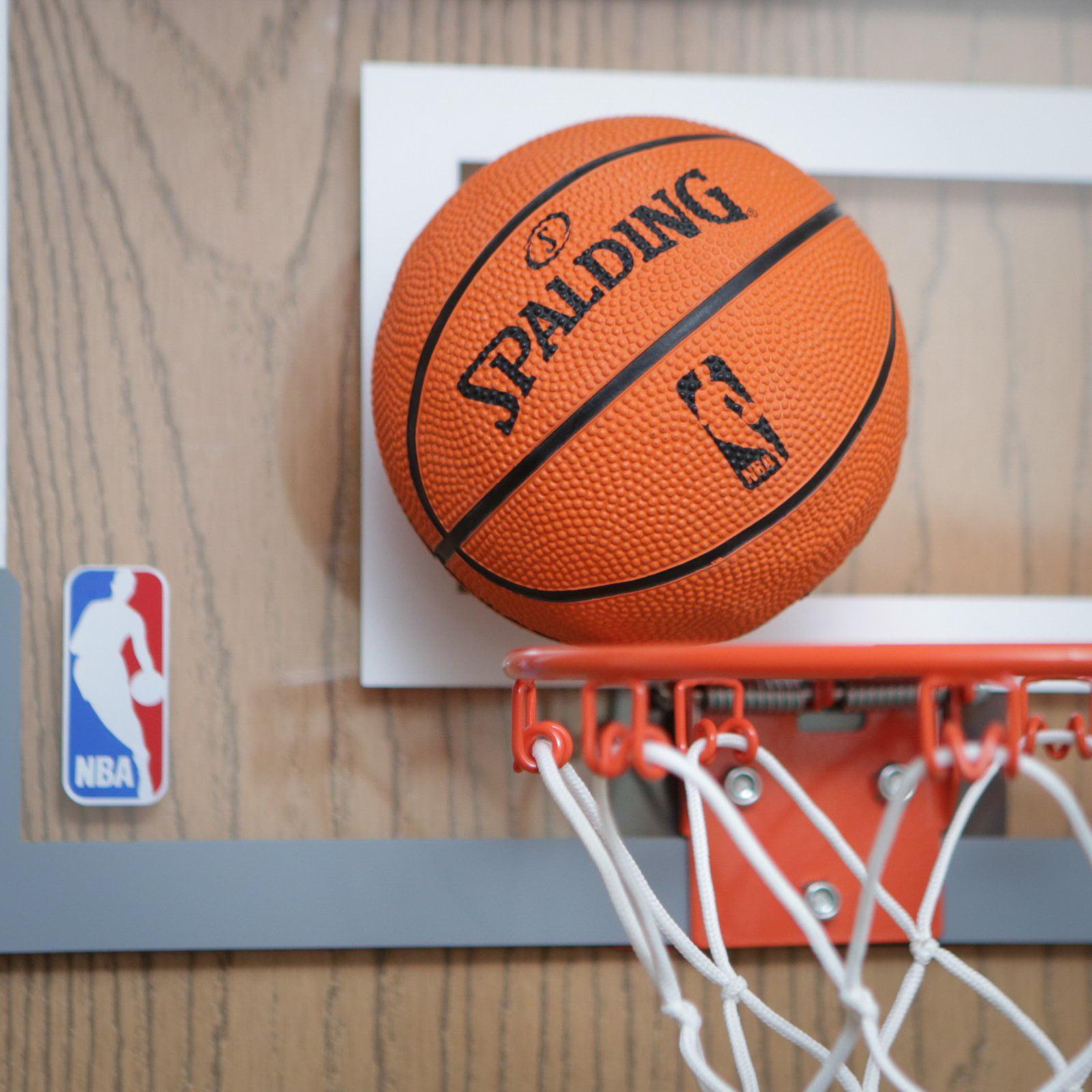 Spalding NBA Slam Jam Over-The-Door Mini Hoop - Walmart.com d148e23d7a