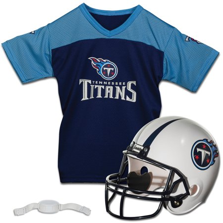 Tennessee Titans Franklin Sports Youth Helmet and Jersey Set - No Size