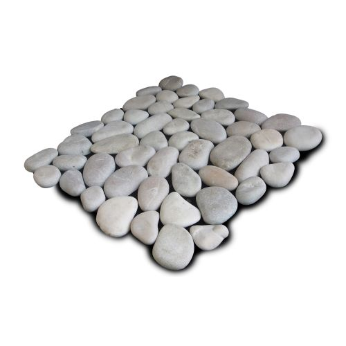 Miseno MT-P3PTN Pebble Natural Stone Mosaic Tile (10.12 SF / Carton)
