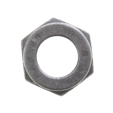 Ferrule Nut (Parker 1WVK3 Stainless Steel CPI Single Ferrule Nut W/ 1/2