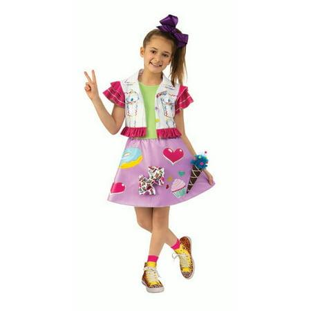 Simple Kid Halloween Costumes (Rubie's JoJo Siwa Child Halloween)