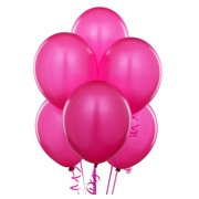 "12 Pink Latex Birthday Graduation Party 11"" Decoration Balloons"