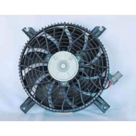 NEW AC CONDENSER FAN ASSEMBLY FITS 1999-2001 CHEVROLET TRACKER 91177108 FA70209 A/c Condenser Fan Shroud Assembly