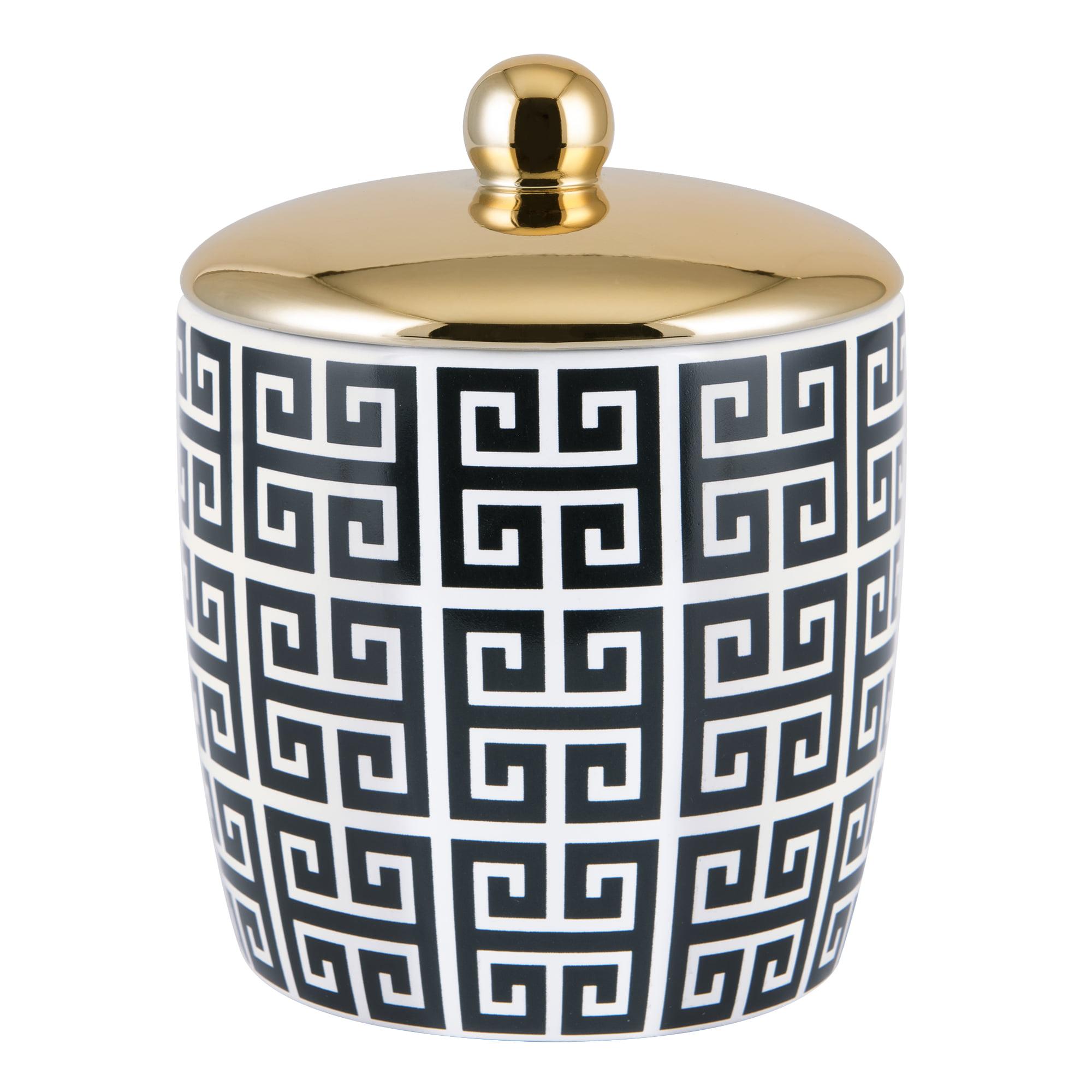 Derby Cotton Ball Jar
