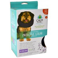 Small - 1 count Calm Paws Premium Inflatable Protective Collar