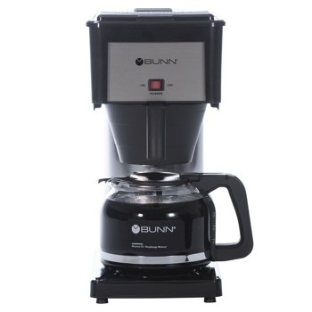 Bunn Velocity 10 Cup Stainless Steel Coffee Brewer