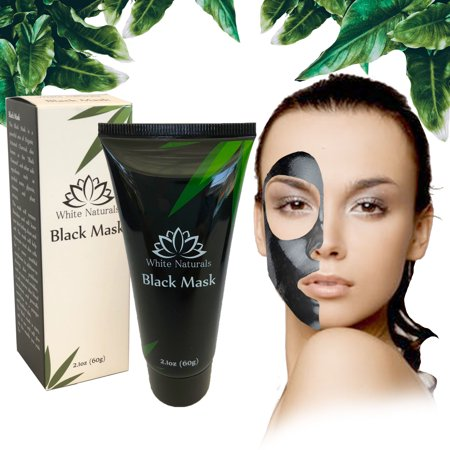Blackhead Remover Mask,Blackhead Peel Off Mask,Black Face Mask,Charcoal Facial Mask For Deep Cleaning,Clear&Smooth Skin,Purifying&Detoxifying,Unclog Pores for Face&Nose
