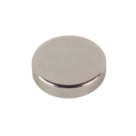"""5/16"""" x 1/8"""" Nickel-Plated Rare Earth Neodymium Recovery Gold Scrap Metal Coin Jewelry Testing Small Magnet - MAG-0006"""