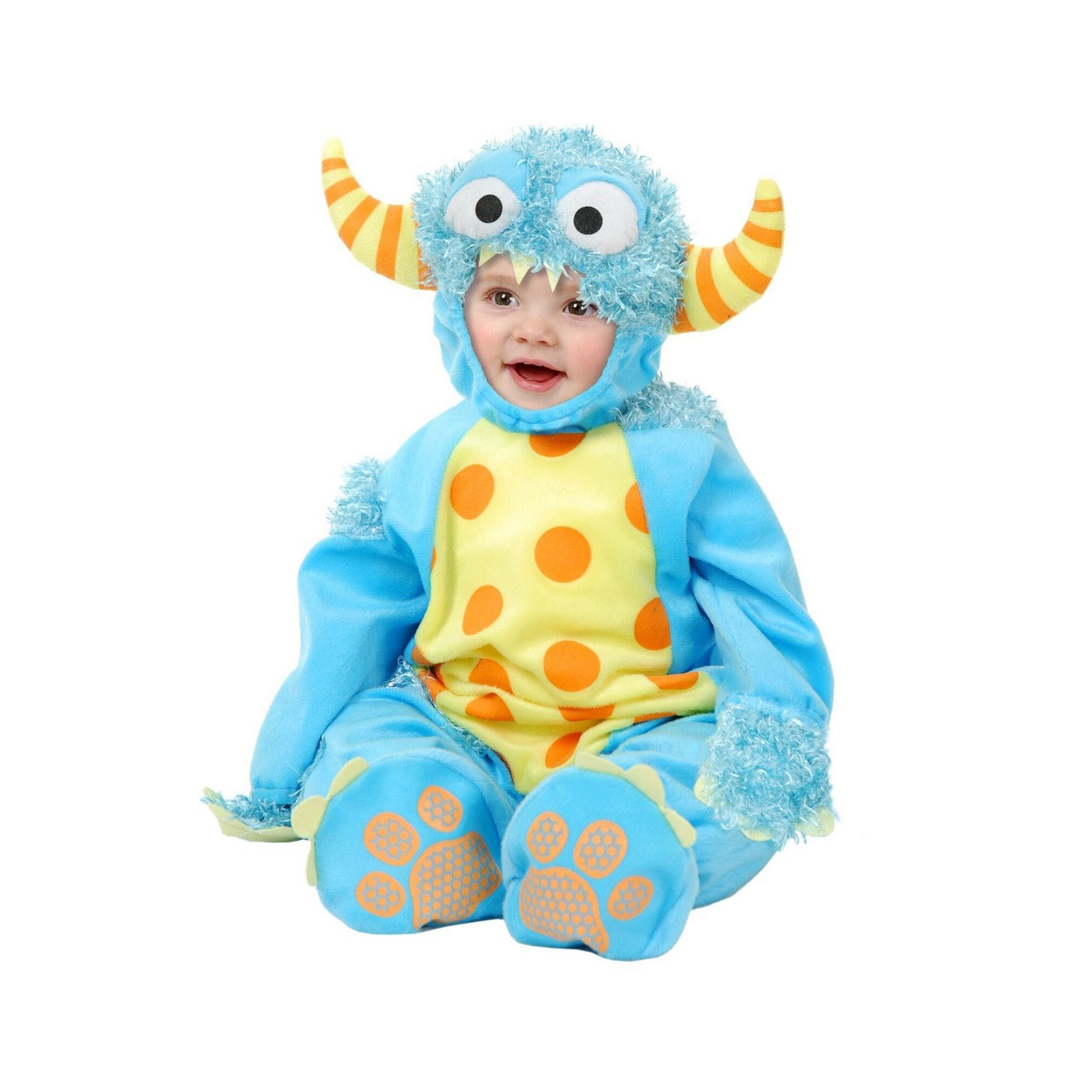 Halloween Mini Monster Infant/Toddler Blue Costume