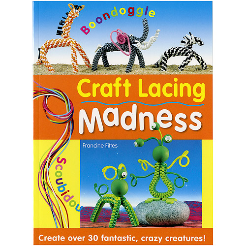 David & Charles Books, Craft Lacing Madness